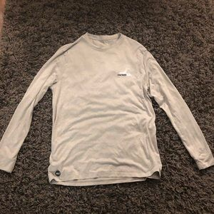 Gray Vineyard Vines performance longsleeve